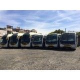Aluguel de ônibus de turismo preço na Chácara Monte Sol
