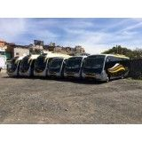 Aluguel de ônibus de turismo preços na Chácara Santa Maria