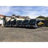 Aluguel de ônibus de turismo valor no Porto Valongo