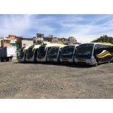 Aluguel de ônibus de turismo valores na Vila Caiúba