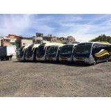Aluguel de ônibus de turismo valores no Jardim Gonzaga