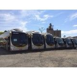 Aluguel de ônibus melhores preços no Jardim Santa Cruz