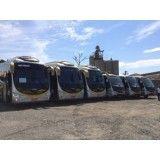 Aluguel de ônibus preço baixo no Parque Residencial Nove de Julho