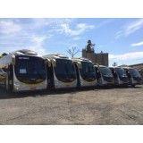 Aluguel de ônibus preços no Morro Caneleira
