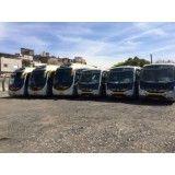 Aluguel de ônibus valores na Vila Galvão