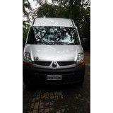Aluguel de vans preço na Colônia do Grajau