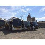 Aluguel micro ônibus melhor preço em Santo Antônio das Mangueiras