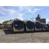 Aluguel micro ônibus onde contratar no Morro José Menino