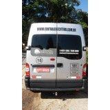 Aluguel van com motorista onde encontrar na Chácara São Felipe
