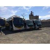 Empresa de aluguel de ônibus no Parque Rio das Pedras