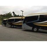 Empresa de locação de micro ônibus na Chácara São Felipe