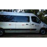 Empresa de Locação de Van no Recanto Quarto Centenário