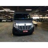 Empresa de locação de vans no Piraporinha
