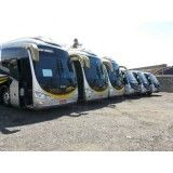 Empresa de locações de ônibus no Jardim Samara