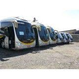 Empresa de locações de ônibus no Porto Valongo