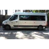 Empresa de locações de Van em Itapeva
