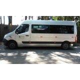 Empresa de locações de Van no Curucutu