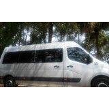Empresa de locações de Vans na Santa Rita de Mato Dentro