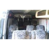 Empresa para Locação de Van no Monte Serrat