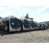 Empresa para locações de ônibus em Colinas do Ermitage III