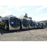 Empresa para locações de ônibus na Chácara Santo Antônio