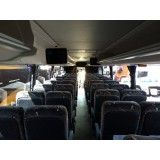Locação de ônibus com Motorista na Cidade Nitro Operária