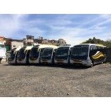 Locação de ônibus na Vila Sinhá