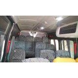 Locação de Vans com Motorista no Bairro San Martin