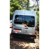 Locação de Vans em Toca do Tatu