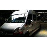 Locação de vans preço na Vila Gilda