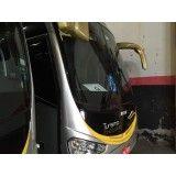 Locação micro ônibus no Porto Saboó