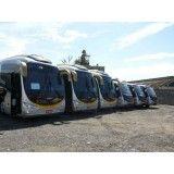 Locação ônibus no Condomínio Maracanã