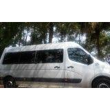 Locadora de vans melhores preços no Bangú