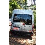 Locadora de vans preços no Demarchi