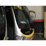 Micro ônibus na Mirante da Mata