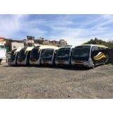 Micro ônibus para aluguel onde achar no Jardim das Orquídeas