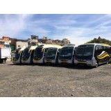 Micro ônibus para aluguel onde contratar no Bosque Maia