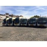 Micro ônibus para aluguel preço no Jardim Nélia