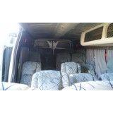 Onde fazer aluguel de vans executivas em Aricanduva