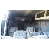 Onde fazer aluguel de vans executivas na Vila Alzira