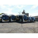 ônibus Locação com Motorista na Vila Santa Maria