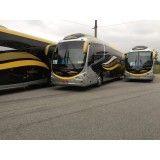Ônibus locações com Motorista na Vila Rubi