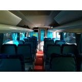 ônibus para locações com Motorista em Campinas