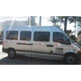Preço de aluguel de vans executivas no Alphaville Residencial Dois