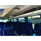 Preço do serviço de locação de ônibus na Cecap