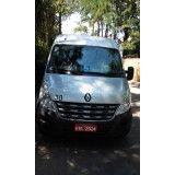 Preço do serviço de locação de Van em Cajuru