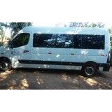 Serviço de locações de Van em Serraria