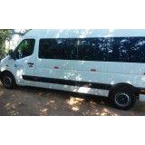 Serviço de locações de Vans no Jardim Afife