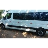 Serviço de locações de Vans no Parque Rio das Pedras