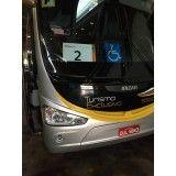 Serviços de Locações de ônibus no Higienópolis